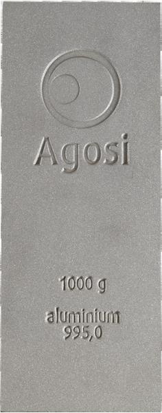 Алуминий, Al 995/1000