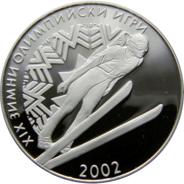 XIX ЗОИ Солт лейк сити 2002- Ски скок