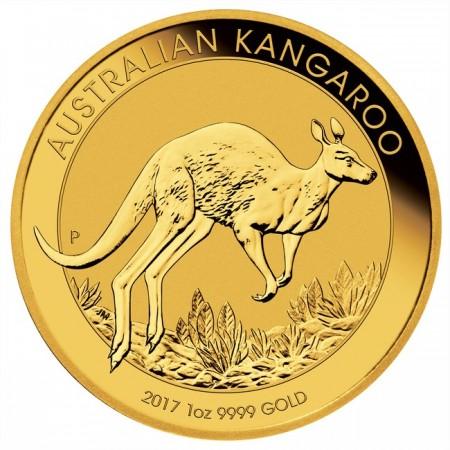 Australian kangaroo  1  troy ounce