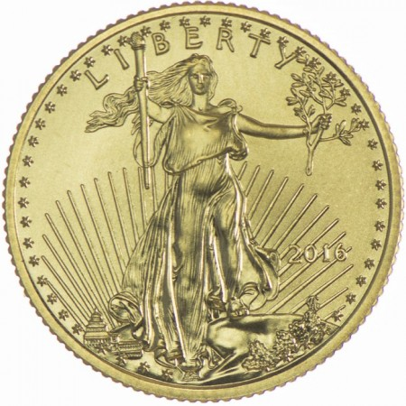 American eagle 1/4 troy ounce