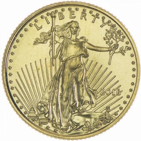 American eagle 1/10 troy ounce