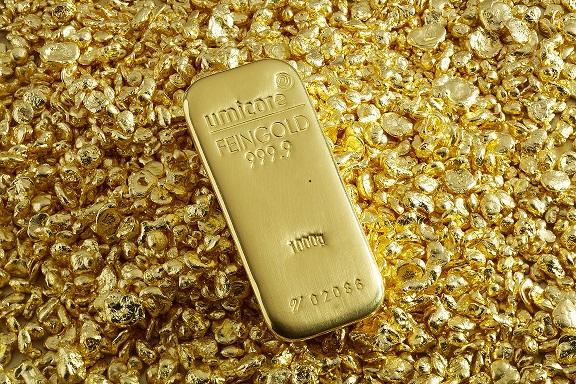 Золото пробы 999,9 (24 К)