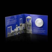 Как се създава един уникален сребърен медал? - препечатано от Булминт Холдинг