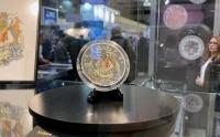Булминт на 49-тото издание на Световния панаир на парите в Берлин  - препечатано от Булминт Холдинг от 04.02.2020